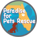 Paradise for Pets Rescue Logo
